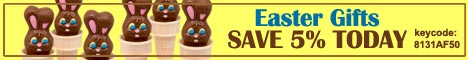 5% Off Easter Gifts (all Gifts)