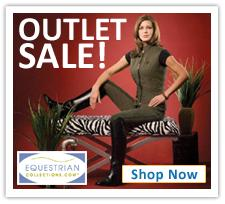 Save 30-70% on the Equestrian Collections Outlet!