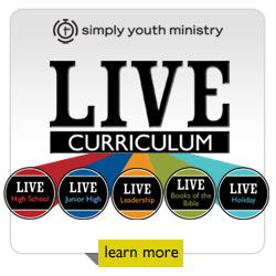 Live Curriculum - from Simply Youth Ministry