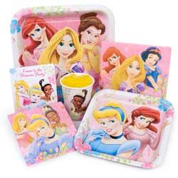 Disney Princess Party Supplies