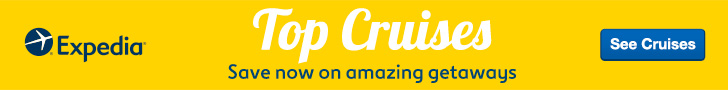 Top Cruises - Save Now on Amazing Getaways at Expedia!