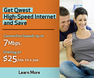 Qwest DSL Deluxe with Windows Live