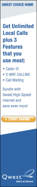 Get home phone line plus three calling features