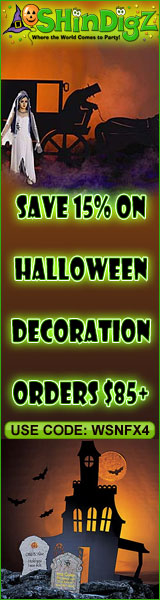Free Shipping - Halloween Costumes by ShindigZ