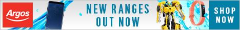 Argos Price Update, Great Deals this Spring