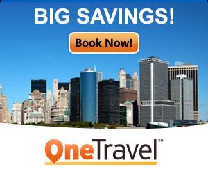 OneTravel.com Flight Deals