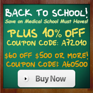 Save on Medical School Must Have's!
