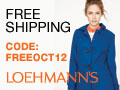Loehmann's Free Shiping 120x90