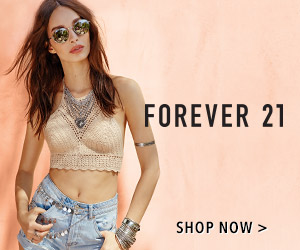 Forever 21 coupons