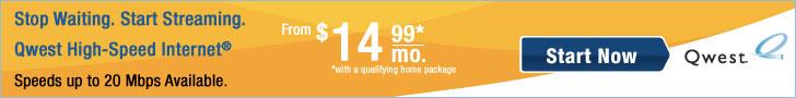 Qwest DSL 29.99