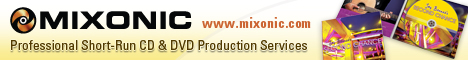 Mixonic - Professional CD & DVD Duplication