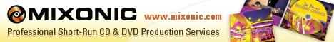 Mixonic - Professional CD & DVD Duplication