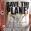 Save the planet it has beer