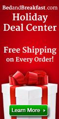 Bed and Breakfast Deal Center - Free Shipping