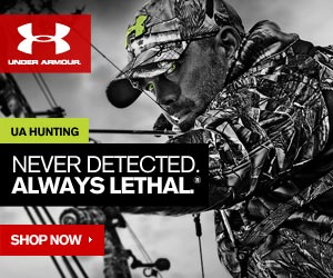Shop UnderArmour Scent Control. Never Detected. Always Lethal.