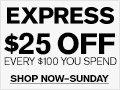 Save $25 Off Every $75 You Spend