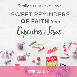 Sweet Reminders of Faith for teens, from Cupcakes and Jesus.