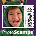 Order PhotoStamps of Your Dog