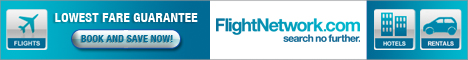 Flightnetwork -Specializing in Cheap Flights