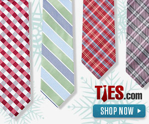 Wonderful holiday gifts at Ties.com