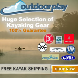 Outdoorplay.com - Free Kayak Shipping