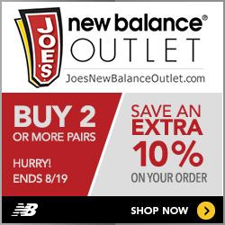 Joe's New Balance Outlet Buy 2 Pairs, Save 10%