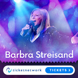 Barbara Streisand Tickets