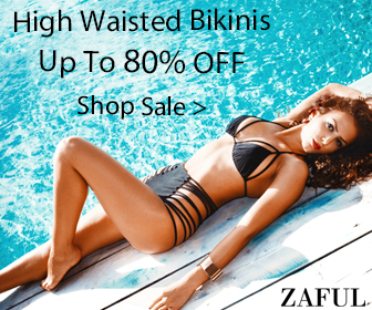 Wanna to be a sexy lady? Welcome to Zaful and you can enjoy up to 80% OFF to get all kinds of high w