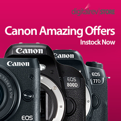 Canon Amazing Offers