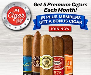 JR Cigar of the Month!