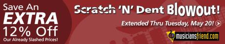5/20 - Scratch N Dent Blowout