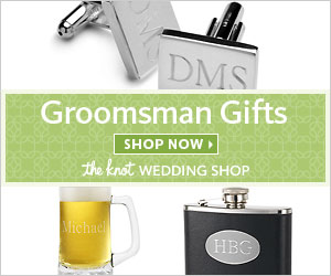 Groomsman Gifts at The Knot Wedding Shop