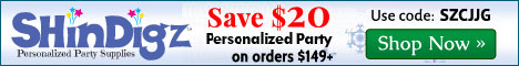 Save 10% on 4th of July party supply orders 100+.