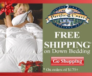 PacificCoast.com coupons banner