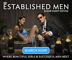 Where beautiful women and successful men meet