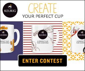 Participate for a chance to win a trip to see your favourite band in concert! by Keurig
