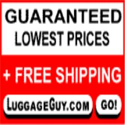 Guaranteed Lowest Luggage Prices