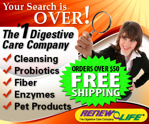 ReNew Life - #1 Digestive Care Company