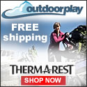 Therm-a-Rest Sleeping Pads - Free Shipping