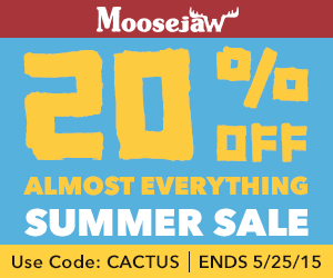 Summer Sale: 20% off Almost Everything