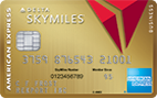 Apply online for Gold Delta SkyMiles® Business Credit Card from American Express