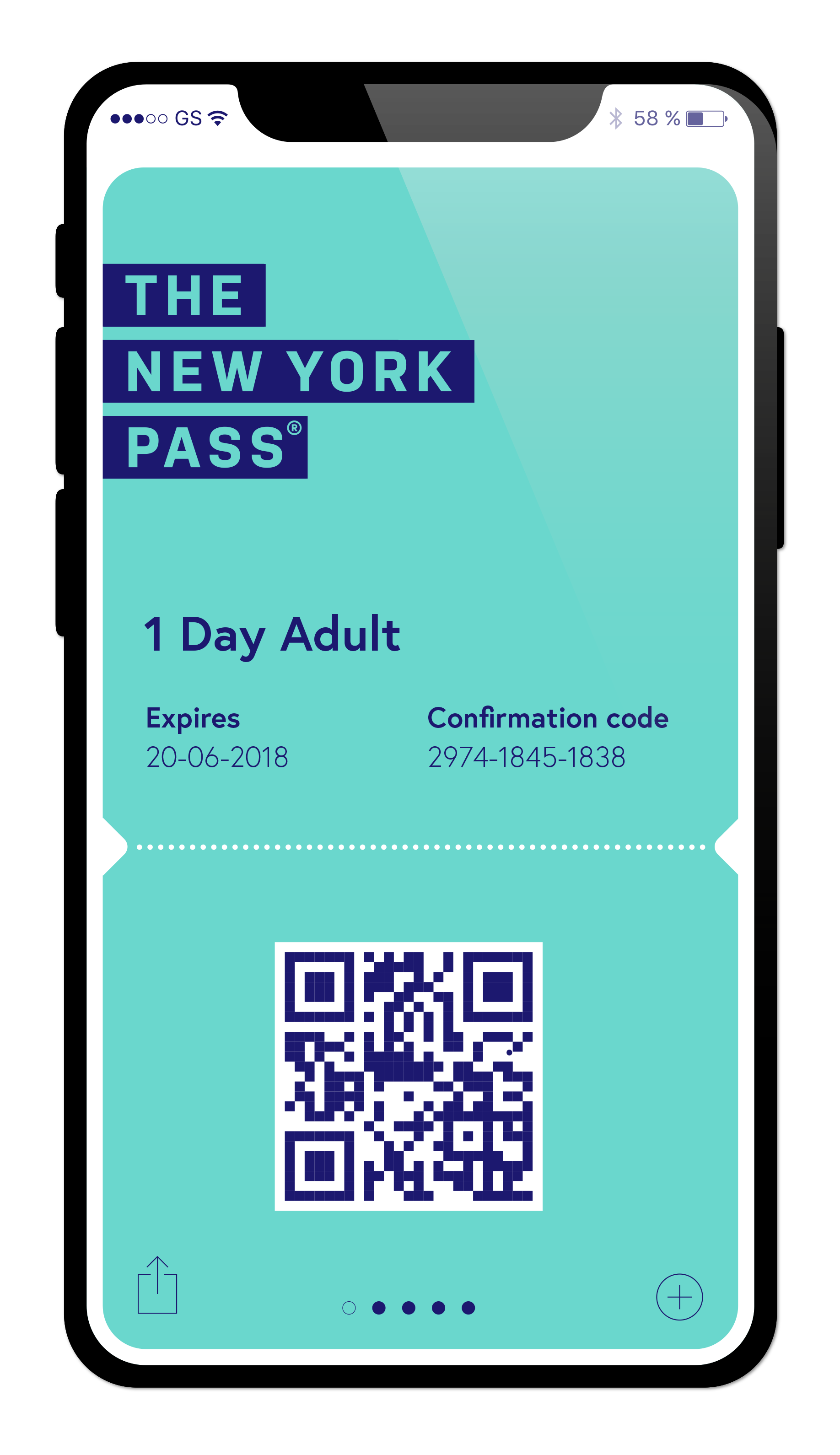The NEW YORK PASS Mobile App