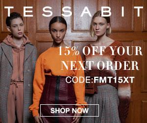 Tessabit: 15% Off - Next Order