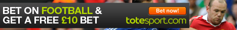 Bet now with totesport - Free £25 bet!
