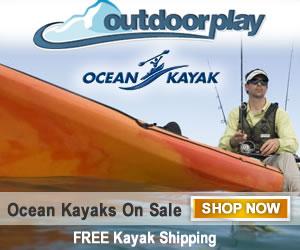 Ocean Kayaks - Free Shipping, Huge Selection