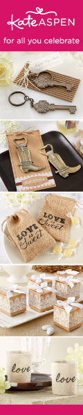 Shop Kate Aspen Rustic Wedding Favors