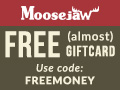Get a Free Almost Gift Card on any Full price Item over $99 with code FREEMONEY