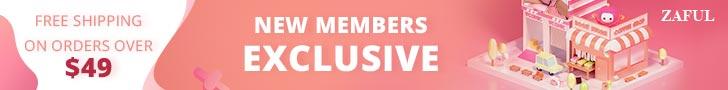 Zaful New Members Exclusive