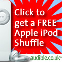 Get a FREE Apple iPod when you join Audible!