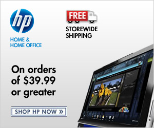 HPShopping orders over $39.99 Ship Free